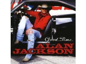 Alan Jackson - Good Time (Music CD)
