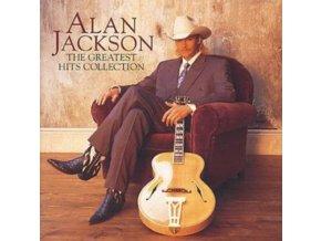 Alan Jackson - Greatest Hits Collection (Music CD)