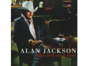 Alan Jackson - Like Red On A Rose (Music CD)