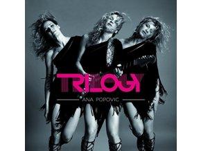 Ana Popovic - Trilogy (Music CD)