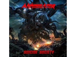 Annihilator - Suicide Society (Music CD)