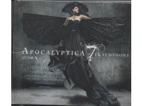 Apocalyptica: 7th Symphony (CD + DVD)