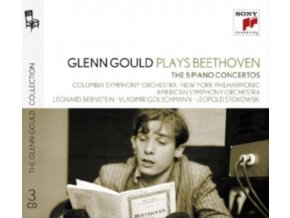 Beethoven: 5 Piano Concertos (Music CD)