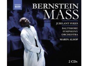 Bernstein: Mass (Music CD)