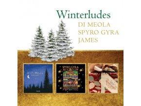 Boney James & Spyro Gyra Al Di Meola - Winterludes (Music CD)