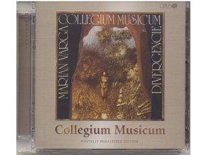 Collegium Musicum: Divergencie (CD)