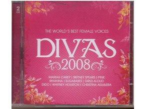 Divas 2008: The Worlds Best Female Voices (2 CD)