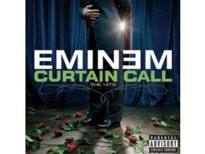 Eminem - Curtain Call - The Greatest Hits (Music CD)