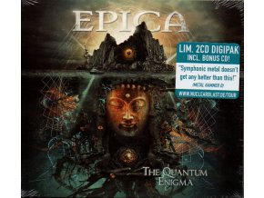 epica the quantum enigma 2 cd