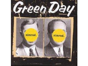 Green Day - Nimrod (Music CD)