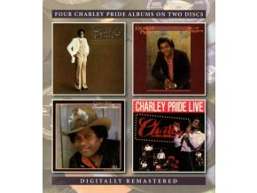 2 cd four charley pride albums on two discs