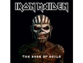 Iron Maiden - The Book Of Souls (2 CD) (Music CD)