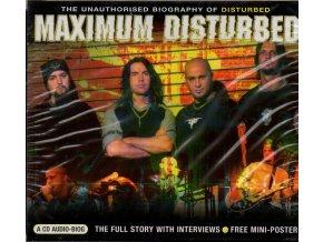 disturbed maximum disturbed cd