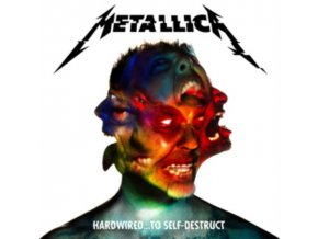 Metallica - Hardwired... To Self-Destruct (Music CD) (Deluxe Edition)