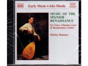 Music of the Spanish Renaissance (CD)