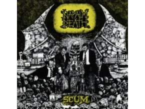 Napalm Death - Scum (Music CD)