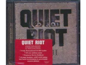 Quiet Riot - Quiet Riot Vol.3 (Music CD)