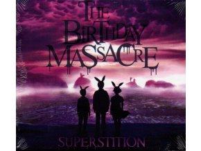 The Birthday Massacre: Superstition (CD)