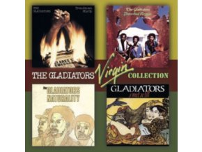 The Gladiators - The Virgin Collection (Music CD)