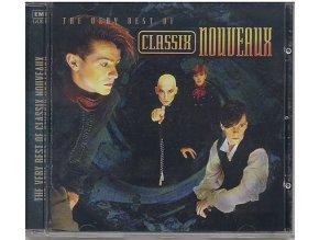 The Very Best of Classix Nouveaux (CD)