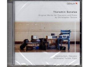 cd theremin sonatas
