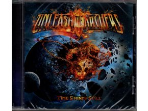 cd unleash the archers time stands still