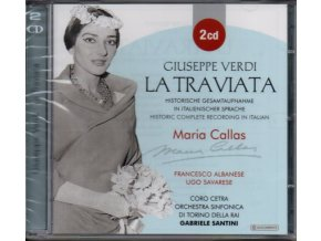 Verdi: La Traviata (Music CD)