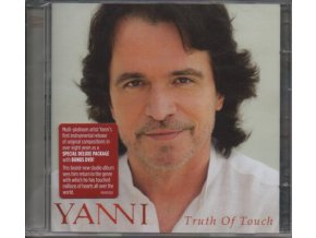 Yanni - Truth Of Touch (+DVD)