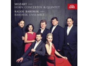 Mozart: Horn Concertos; Quintet (Music CD)