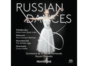 Russian Dances (Music CD)