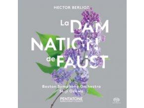 Berlioz: La Damnation de Faust (Music CD)