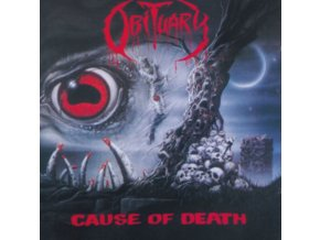 Obituary - Cause Of Death (Music CD)