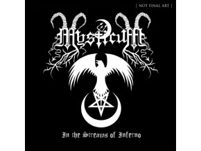 Mysticum - In the Streams of Inferno (Music CD)