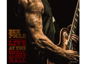 Ben Poole - Live At The Albert Hall (Music CD)