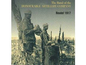 Reutel  1917 (Music CD)
