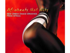 Various Artists - Afrobeats Hot Hits (New Urban Dance Grooves from Africa) (Music CD)