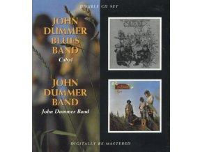 John Dummer Blues Band (The) - Cabal/John Drummer Band (Music CD)