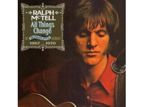 Ralph McTell - All Things Change (The Transatlantic Anthology 1967-1970) (Music CD)
