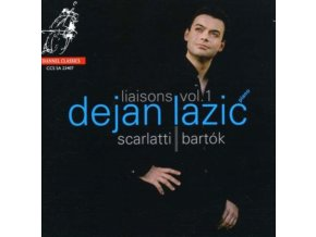 Bartók; Scarlatti: Piano Music - Liasons  Vol 1
