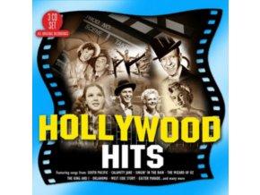 Various Artists - Hollywood Hits [Big 3] (Music CD)