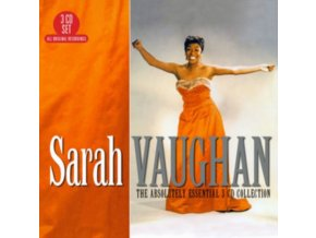 Sarah Vaughan - Absolutely Essential 3 CD Collection (Music CD)