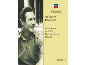 Voice of Cesare Siepi (Music CD)