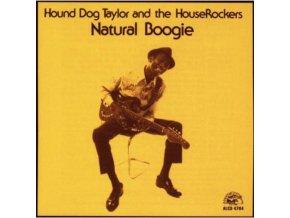 Hound Dog Taylor/Houserockers - Natural Boogie