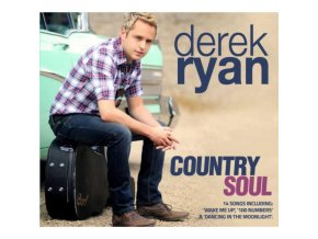 Derek Ryan - Country Soul (Music CD)