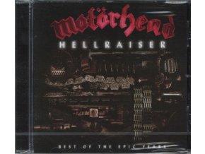 Motorhead - Hellraiser (The Best Of The Epic Years)