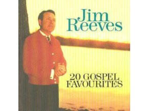 Jim Reeves - Gospel Favourites (Music CD)
