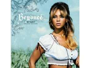 Beyonce - B Day (Deluxe Edition) (Music CD)