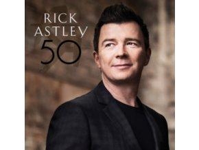 Rick Astley - 50 (Music CD)
