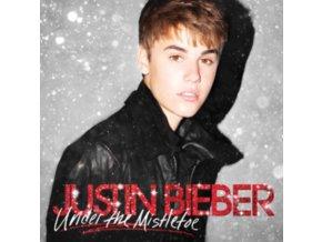 Justin Bieber - Under the Mistletoe (Music CD)