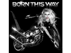 Lady Gaga - Born This Way (Music CD)